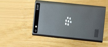 BlackBerry Leap review
