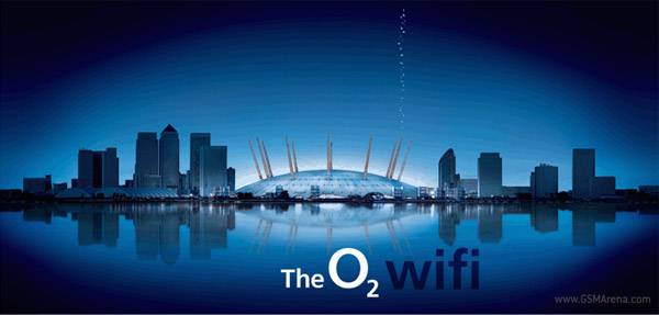 O2 UK Free Wi-Fi