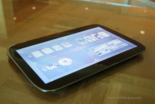 The Lenovo LePad