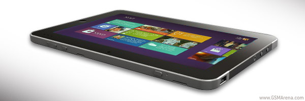 mocked up windows 8 tablet on GSM Arena