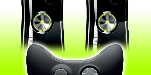 Xbox 360 smiley face