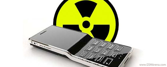 Mobile phone radiation emissions
