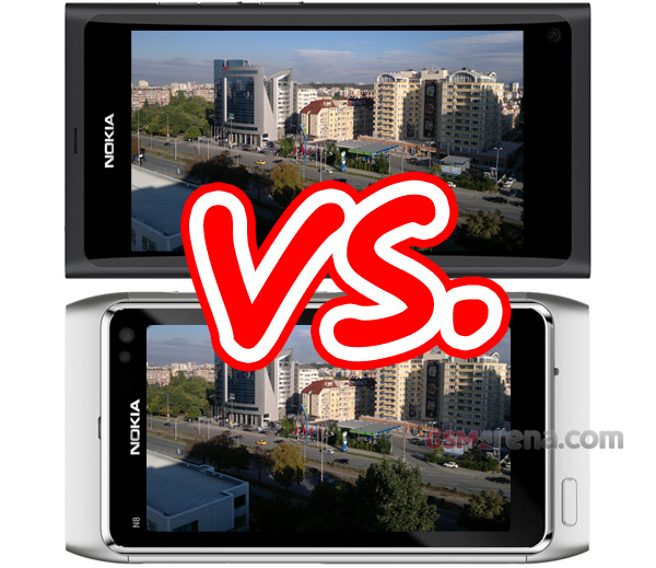 gsmarena 001 Quick camera comparison: Nokia N9 vs. Nokia N8 [FEATURED]