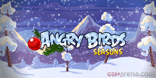 gsmarena 001 Wreck the Halls is the new Christmas update for Angry Birds Seasons [VIDEO]