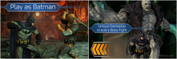 gsmarena 001 Batman Arkham City Lockdown comes out for iOS, lets you fight crime on smaller screen