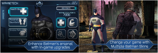 gsmarena 002 Batman Arkham City Lockdown comes out for iOS, lets you fight crime on smaller screen