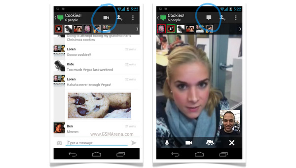 gsmarena 003 Google+ Hangouts gets plenty of new features, coming to Android and iOS soon