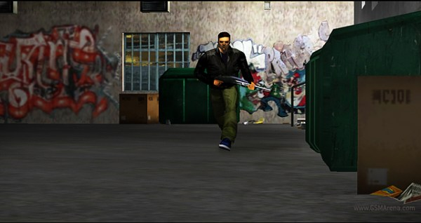 gsmarena 005 Grand Theft Auto 3 hits iOS and Android on schedule, costs $4.99