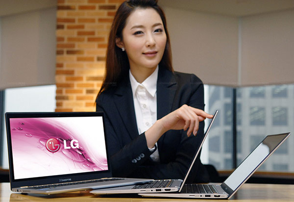 gsmarena 001 LG announces super hot X Note Z330 Ultrabook, prices start at $1500