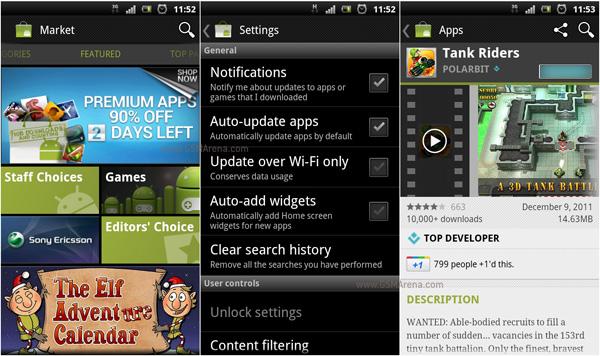 Android Market versi 3.4.4 Apk, Aplikasi Android market versi baru