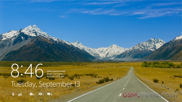 gsmarena 002 Windows 8 public beta set to arrive February 2012, allegedly