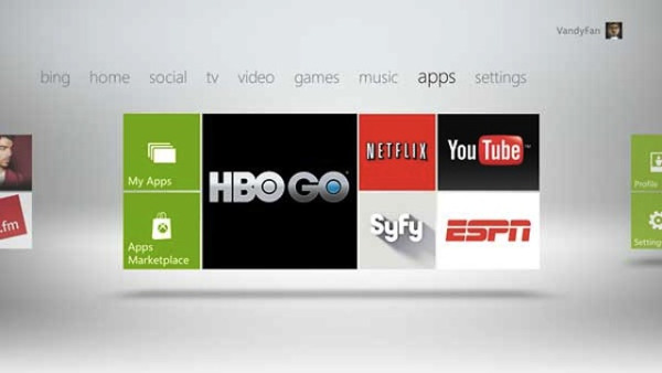 gsmarena 002 Xbox 360 getting a Metro UI styled dashboard tomorrow