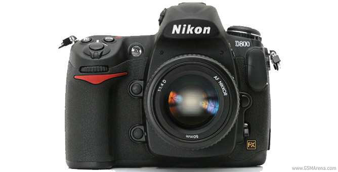 The Nikon D800, expected to come early/mid February