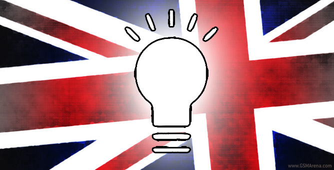 The UK's idea