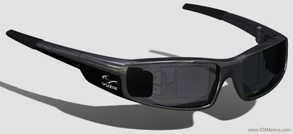 Vuzix want us to see into the future of augmented reality