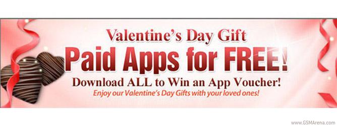 Happy Valentine's from Samsung