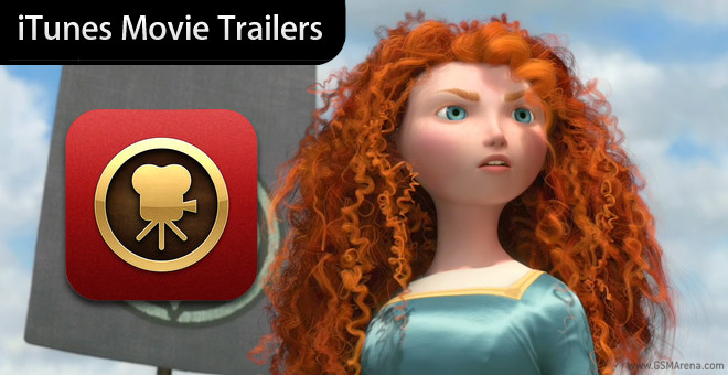 Brave on iTunes Movie Trailers