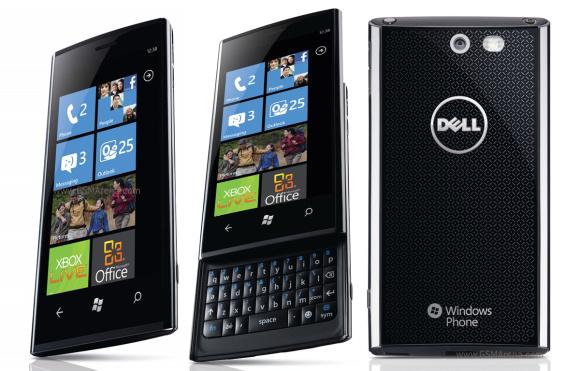Dell WP7