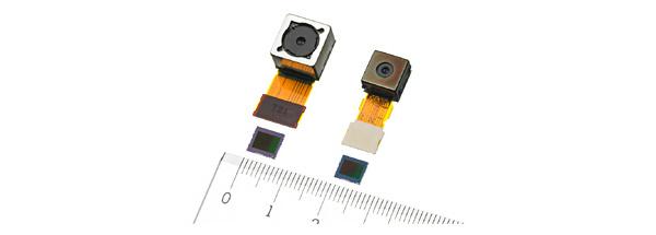 Sony 8MP and 16.4MP Camera
