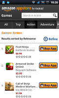 Amazon App Store app screenshot