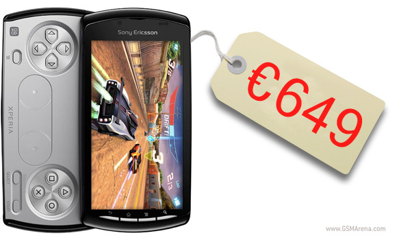 sony ericsson xperia play price in singapore. Sony Ericsson XPERIA Play