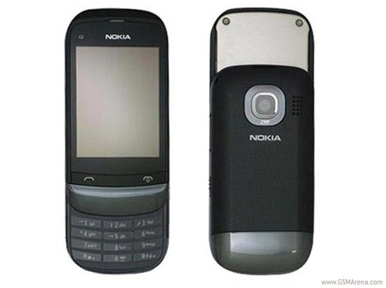 Nokia C2-06 / C2-02