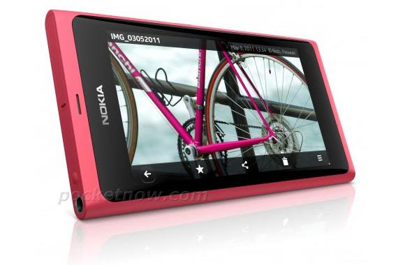 İşte Yepyeni Nokia N9