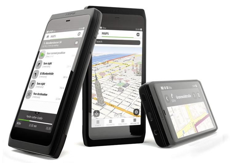 Nokia N950, MeeGo OS