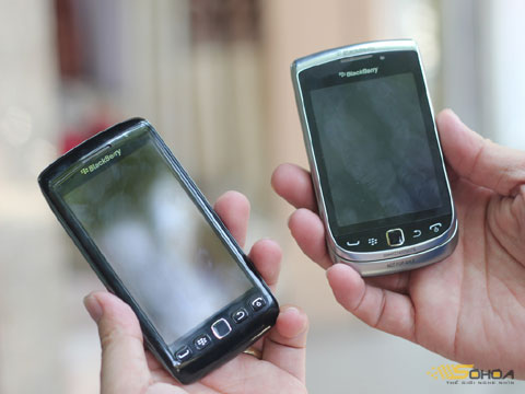 BlackBerry Torch 2, BlackBerry Touch Monza