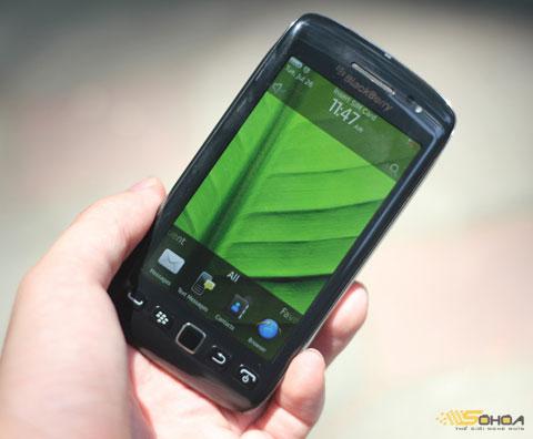 BlackBerry Touch Monza