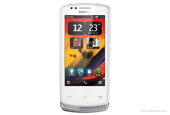 Nokia Zeta Putih, Symbian Belle