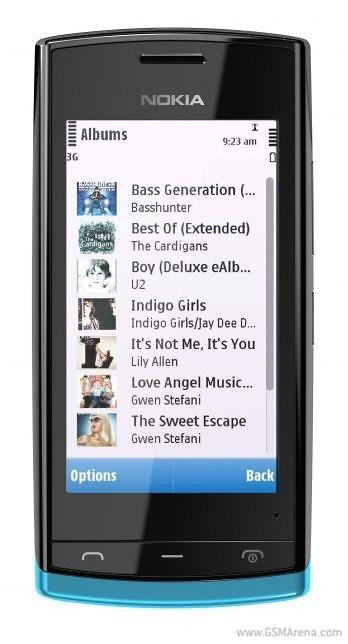 Nokia 500, ponsel Symbian pertama dengan prosesor 1GHz
