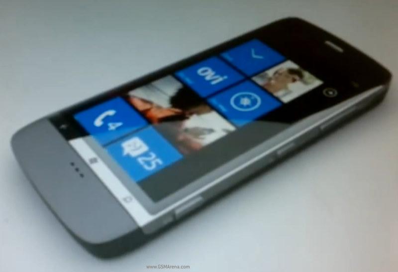 Nokia Windows Phone 7 baru