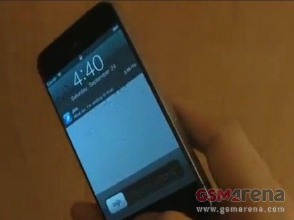 Apple iPhone 5 (SOURCE= GSMARENA.COM)