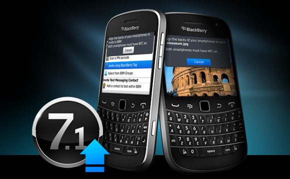 BlackBerry 7.1 OS out now brings Wi-Fi hotspot and calls