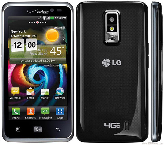 LG Spectrum goes official joins the Verizon LTE gang on Jan 19