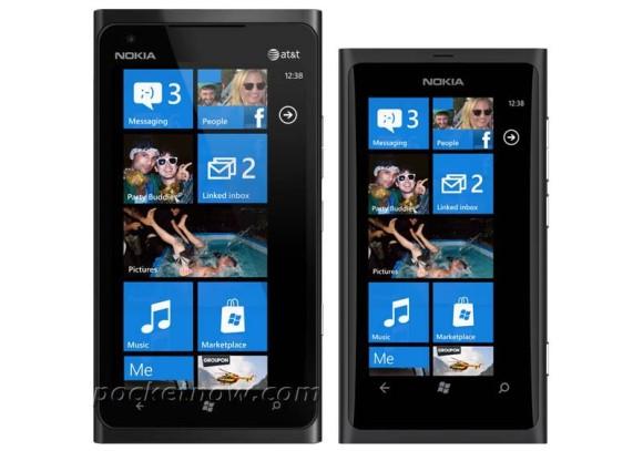 Nokia Ace Lumia 900 surface
