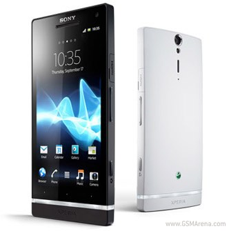 Sony announces Xperia S with a 12MP camera and HD screen