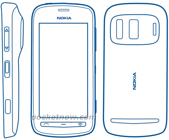 Nokia 803 is rumored to have the largest camera sensor to date
