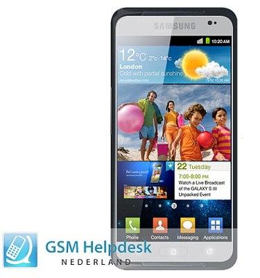 � ������ ��������� �� Samsung Galaxy S III