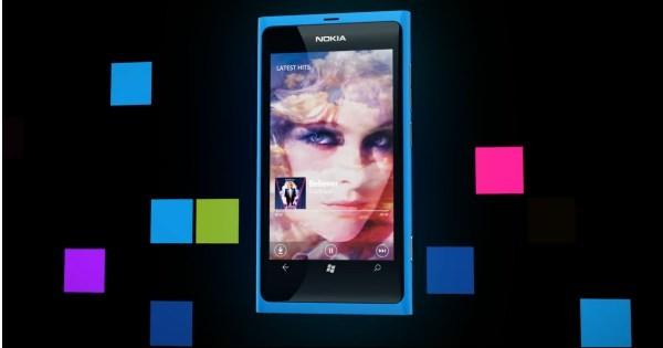 Nokia Lumia 800 ���� ��� ����� ���� ����� ������ ��������