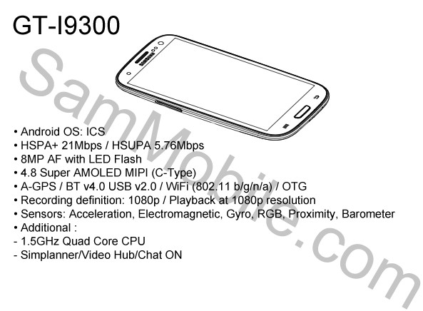 the wait for samsung galaxy s3 is just about over rh wccftech com