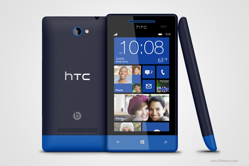 Windows Phone 8 by HTC 8S a 8X
