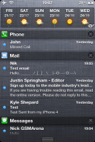 gsmarena 023 - Apple iOS 5   Review   First look   Features