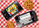 LG Cookie Lite T300 and LG Cookie 3G T320 preview