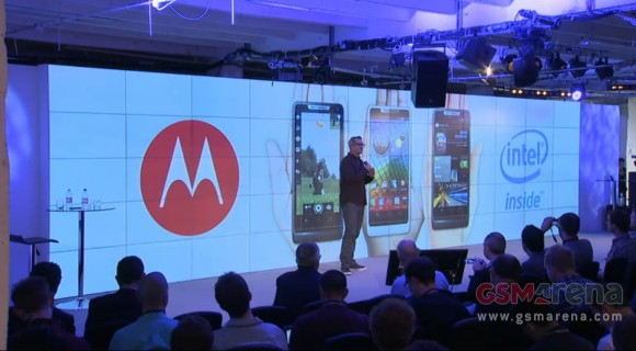 Motorola event london