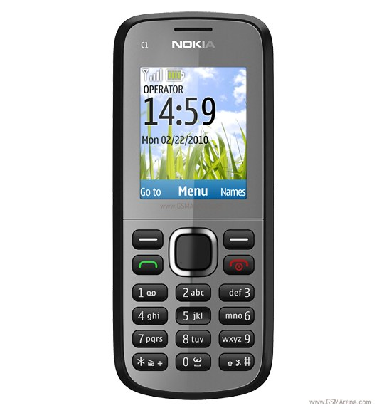 FreeTemplates,Themes, Games,Fonts & Wallpapers: Nokia C1 ...