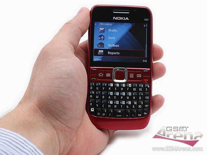Old Nokia QWERTY Phones