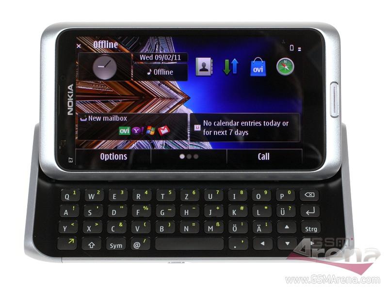 Harga Hp Nokia E7 Dan Spesifikasi Nokia E7