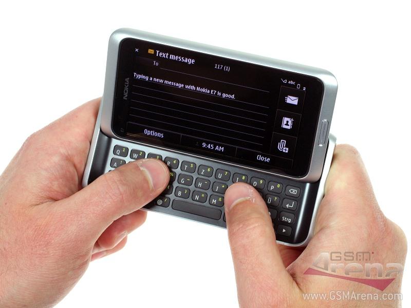 Kelebihan Dan Kekurangan Nokia E7